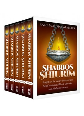 Shabbos Shiurim