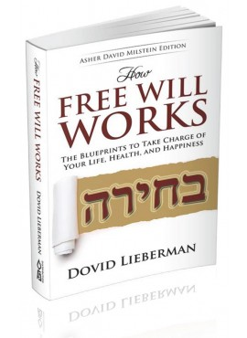 How Free Will Works  - by Dovid J. Lieberman