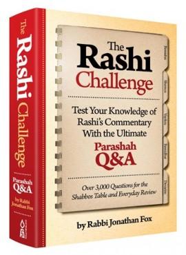 The Rashi Challenge