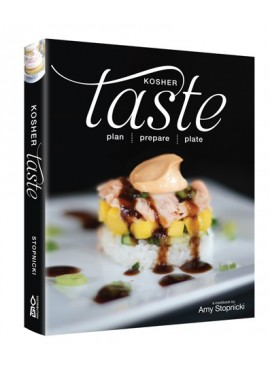 Kosher Taste, Cookbook