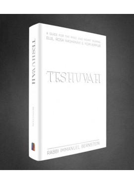 Teshuvah - by Rabbi Immanuel Bernstein