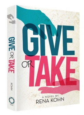 Give or Take by Rena Kohn