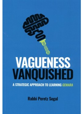 Vagueness Vanquished - A Strategic Approach to Learning Gemara