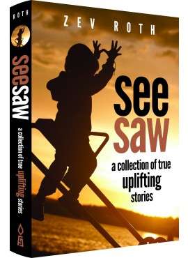 Seesaw: Uplifting True Stories - by Zev Roth