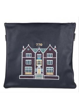 Talit Bag / Tefillin Bag Leather 770