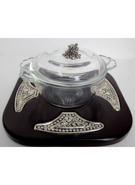 Rosh Hashana Honey Dish (HD-818W)