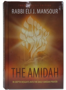 The Amidah - Rabbi Eli J. Mansour