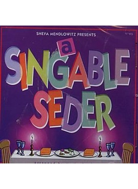 A Singable Seder CD