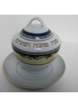 Rosh Hashanah Honey Dish (HD-CHD4)