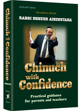Chinuch with Confidence - Teachers/Parents Guide (Aisenstark)