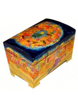 Wood Esrog Box