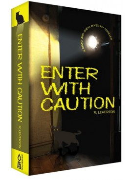 Enter with Caution - A Chavi and Chevi Mystery Thriller