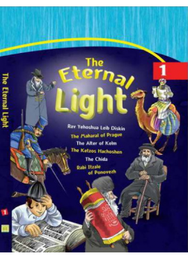 The Eternal Light - Hard Cover