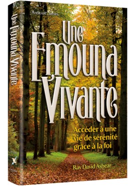 Living Emunah - French Edition