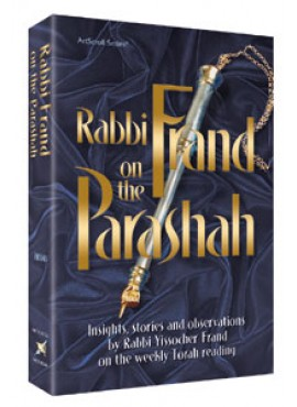 Rabbi Frand On the Parashah