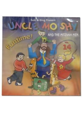 Uncle Moishy CD Vol 14