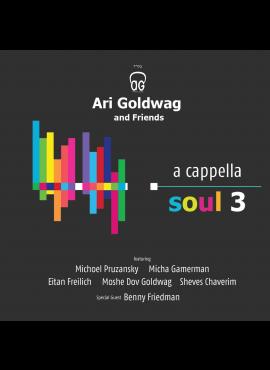A Cappella Soul 3 Ari Goldwag