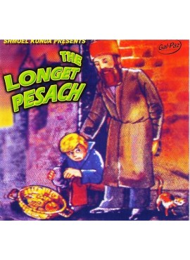 The Longest Pesach - CD