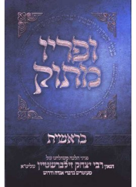 Upiryo Masuk - Bereshis - By Yitzchok Zilberstein