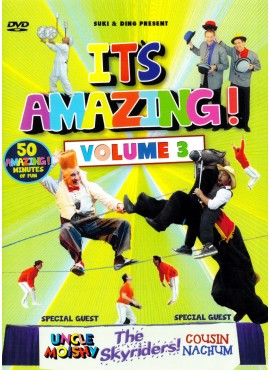 Its Amazing Vol 3 - DVD
