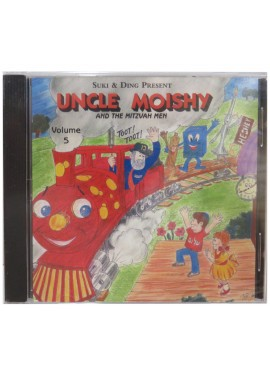 Uncle Moishy CD Vol 5