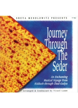 Journey Through The Seder - CD