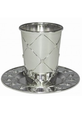 Kiddush Cup Daimond