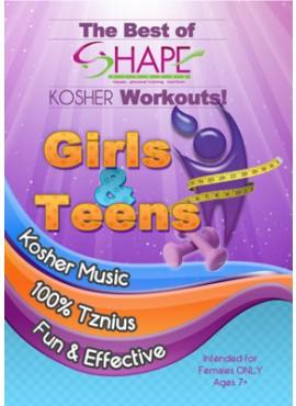 Shape & Fitness - Girls & Teens