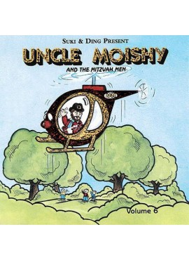 Uncle Moishy CD Vol 6
