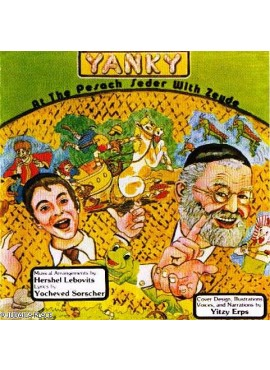 Yanky At The Pesach Seder With Zeyde - CD