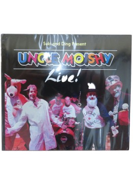 Uncle Moishy CD Live!