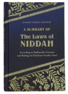 The Laws of Niddah - Sephardic