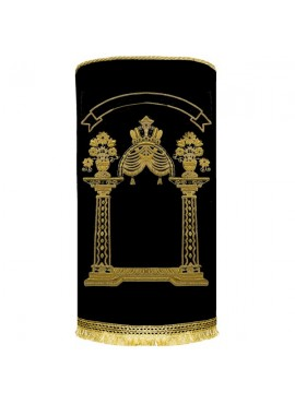 Sefer Torah Cover Hand Made - M-4212