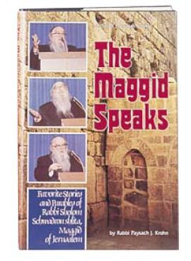 The Maggid Speaks