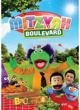 Mitzvah Boulevard Dvds