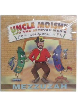 Uncle Moishy CD - Mezuzah