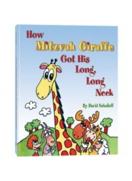 How Mitzvah Giraffe got his long long Neck