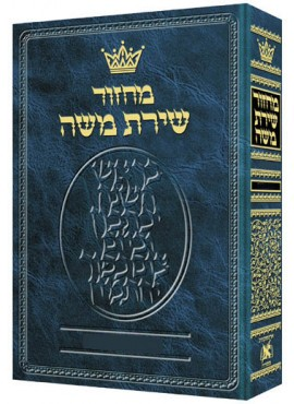 Artscroll Machzor: Hebrew Only