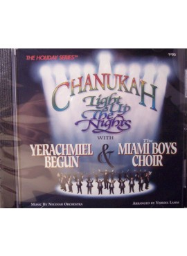 Chanukah Light Up The Nights - CD