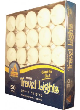 Mini Travel Tea Lights