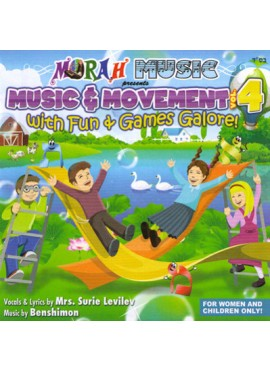 Morah Music Volume 4