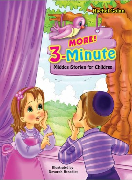 More! 3-Minute Middos Stories for Children