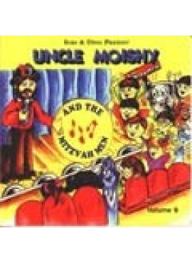 Uncle Moishy CD Vol 9