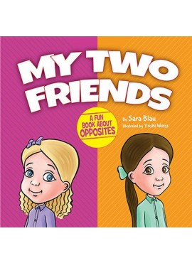My Two Friends (Board Book)