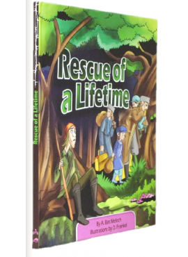 Rescue Of A Lifetime - Comics