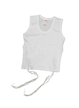 Perftzit T-Shirt Tzitzit, Adult Size