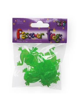 Passover Flippin Frogs