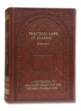 Practical Laws of Shabbat - 3 Volume Set