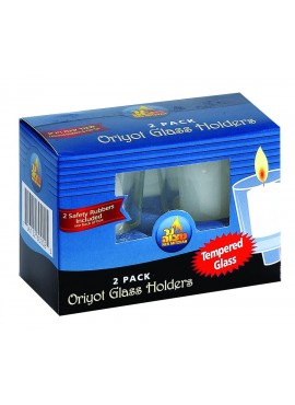 Neironim Glass 2-Pk. With Candles