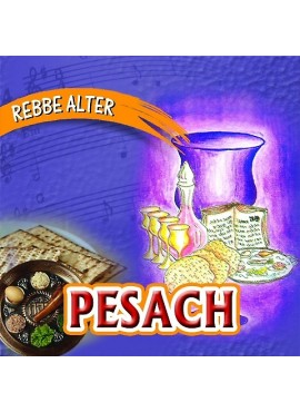 Rebbe Alter Pesach - CD